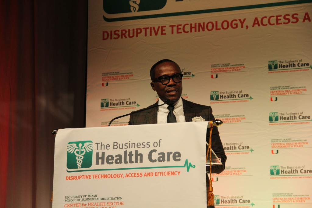 UM Healthcare Conference: Disruptive Technology, Access and Efficiency