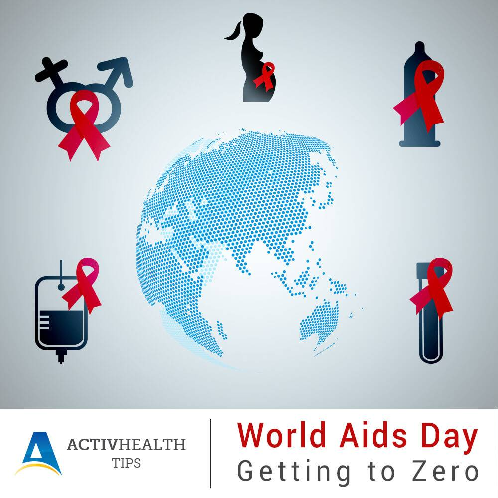 "World AIDS Days – ""Getting to Zero"""