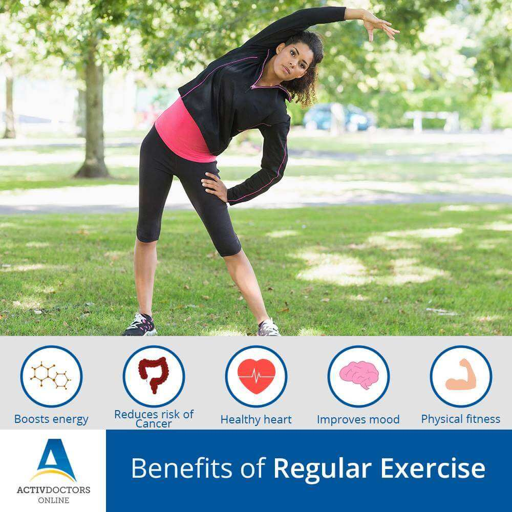 Benefits of Regular Exercises
