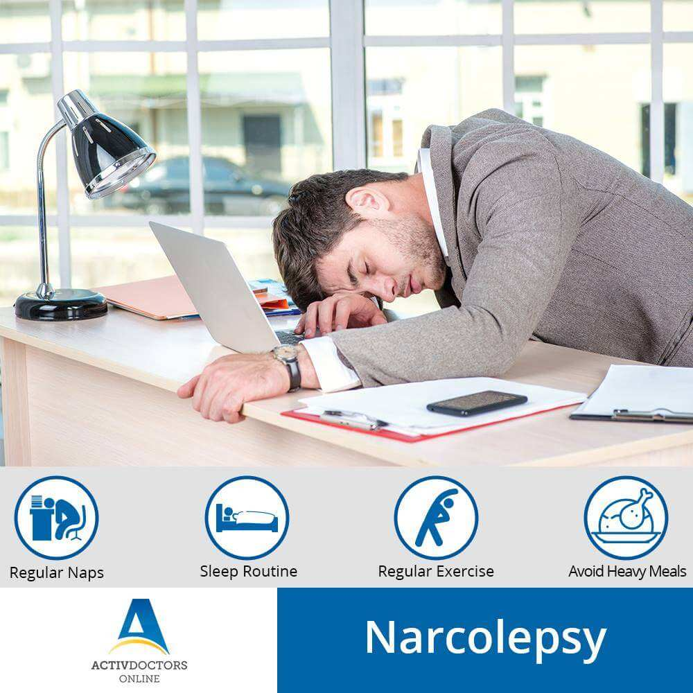 the causes symptoms and treatment of narcolepsy in older adults There are five drug treatments approved to treat patients with narcolepsy: xyrem ( sodium  excessive daytime sleepiness (eds), a hallmark of this disease, was   recently diagnosed and three older adults who suffered with symptoms for.