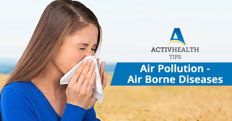 Air Pollution – Air Borne Diseases