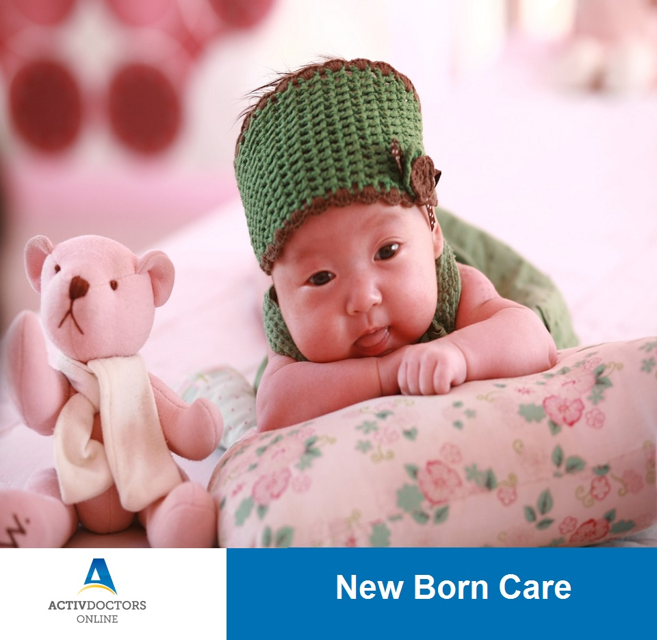 HOW TO TAKE CARE OF YOUR NEWBORN ?