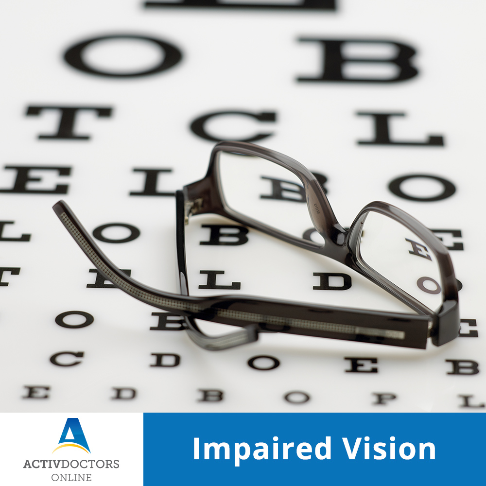 VISUAL IMPAIRMENT – FACTS