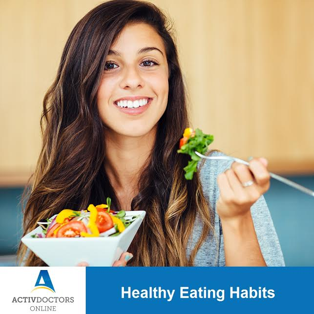 HEALTHY EATING HABITS – ADULTS & CHILDREN