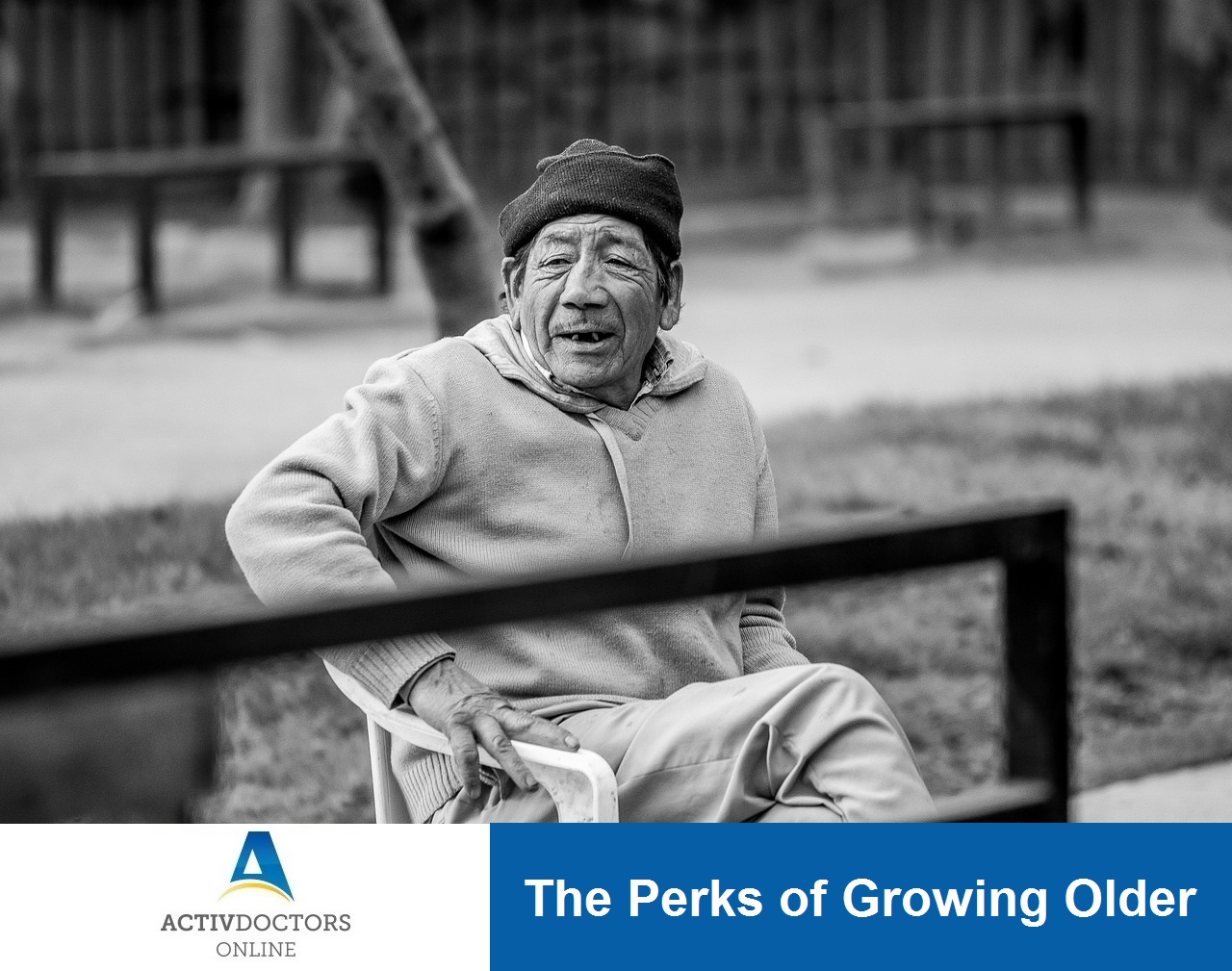 The Perks of Growing Older