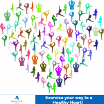 Exercise your way to a Healthy Heart!