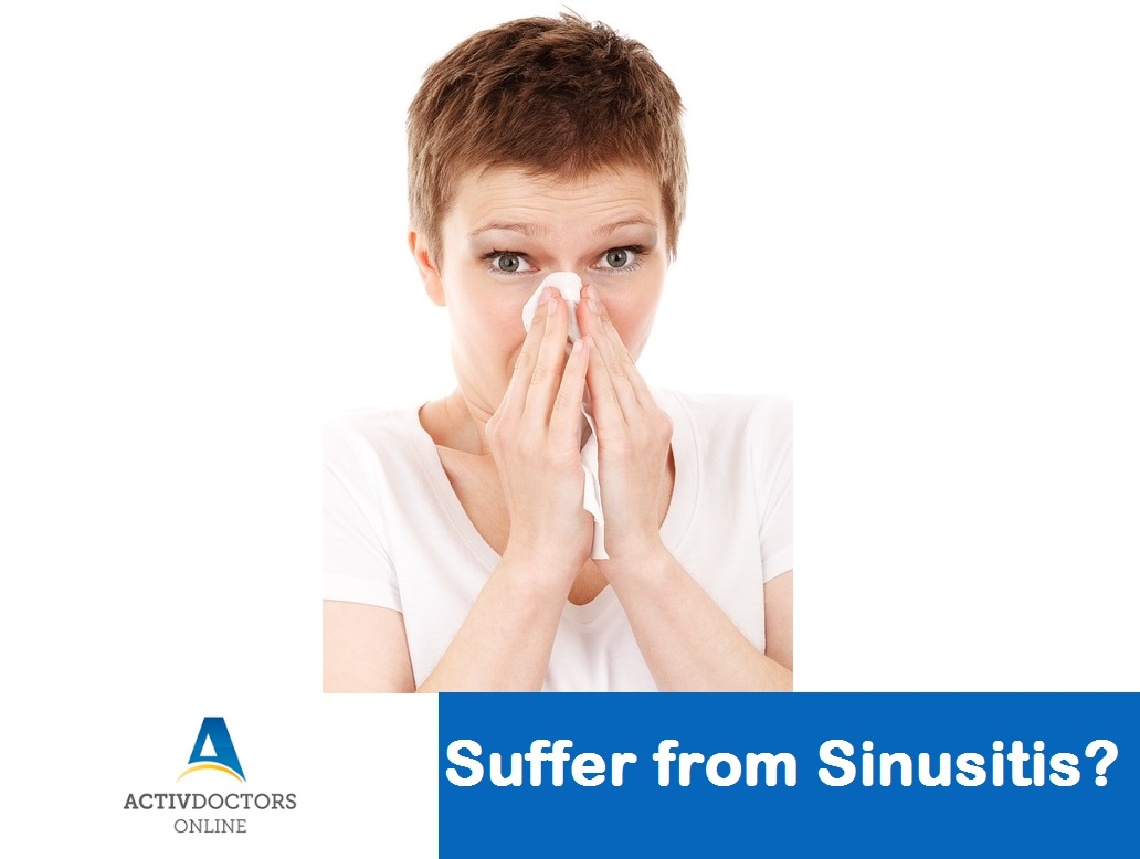 Suffer from Sinusitis?
