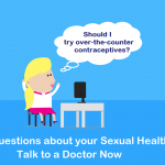 Questions about your Sexual Health?