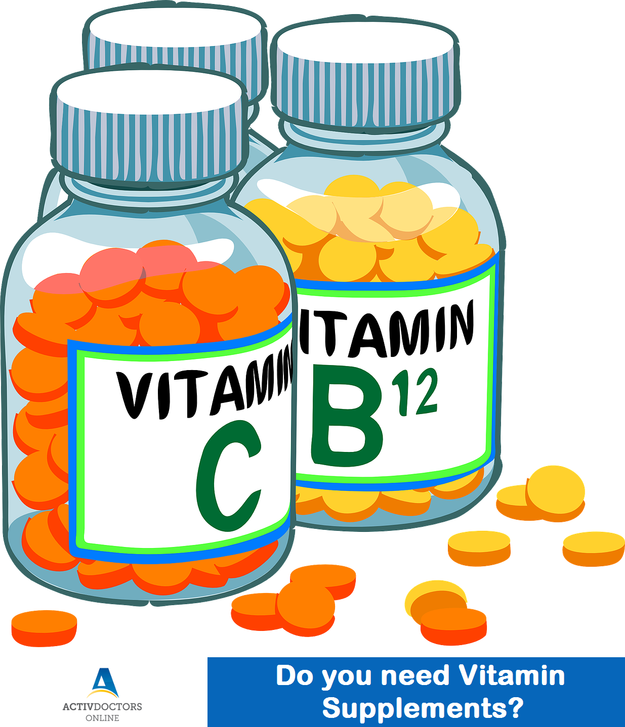 Do you need Vitamin Supplements?
