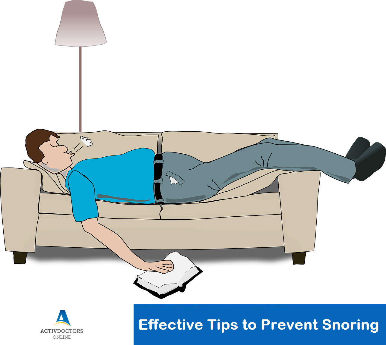 Effective Tips to Prevent Snoring