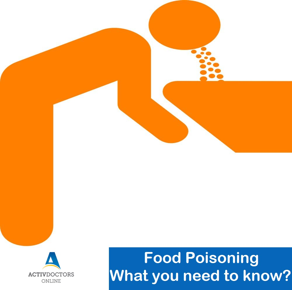 Food Poisoning – What you need to know?