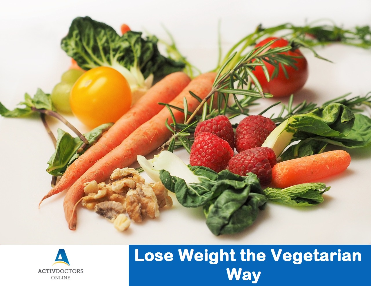 Lose Weight the Vegetarian Way