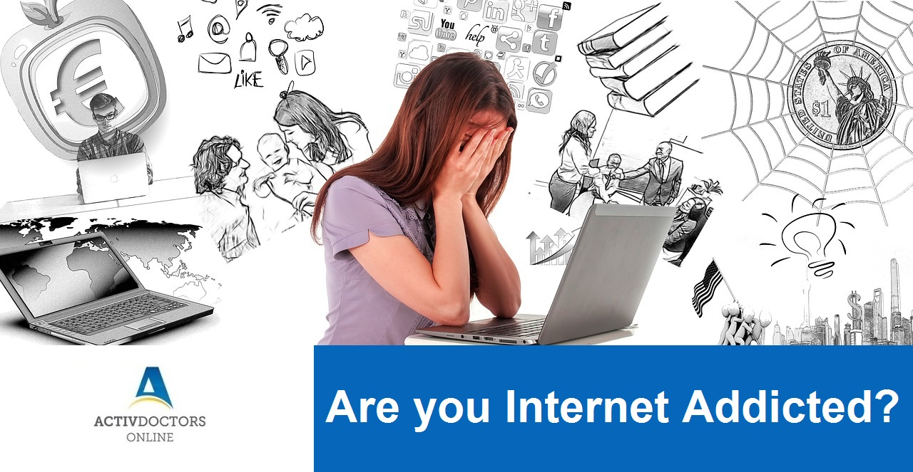 Are you Internet Addicted?