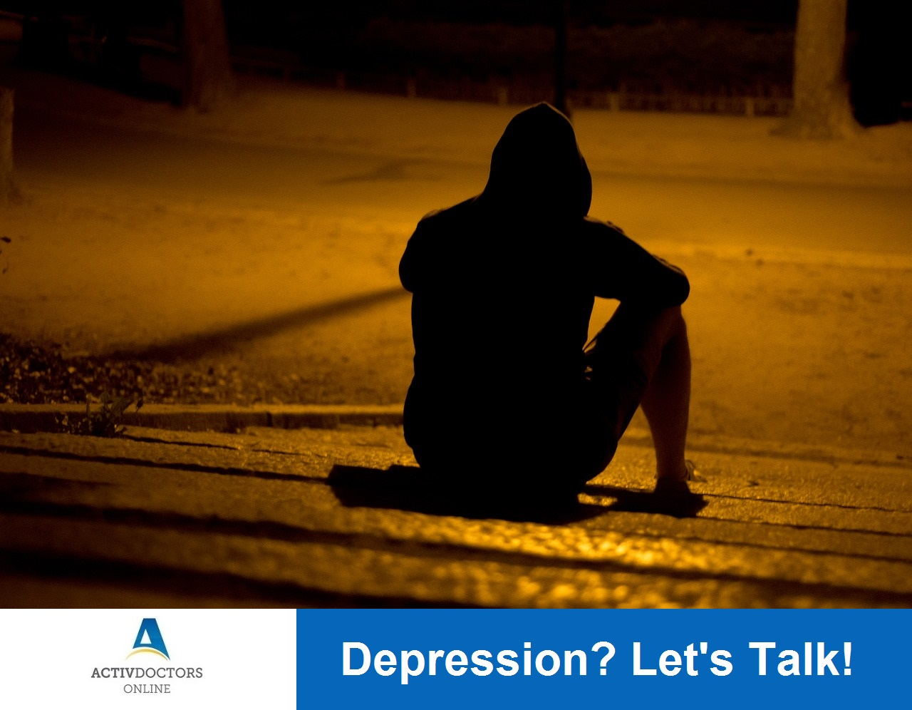 Depression? Let's Talk!