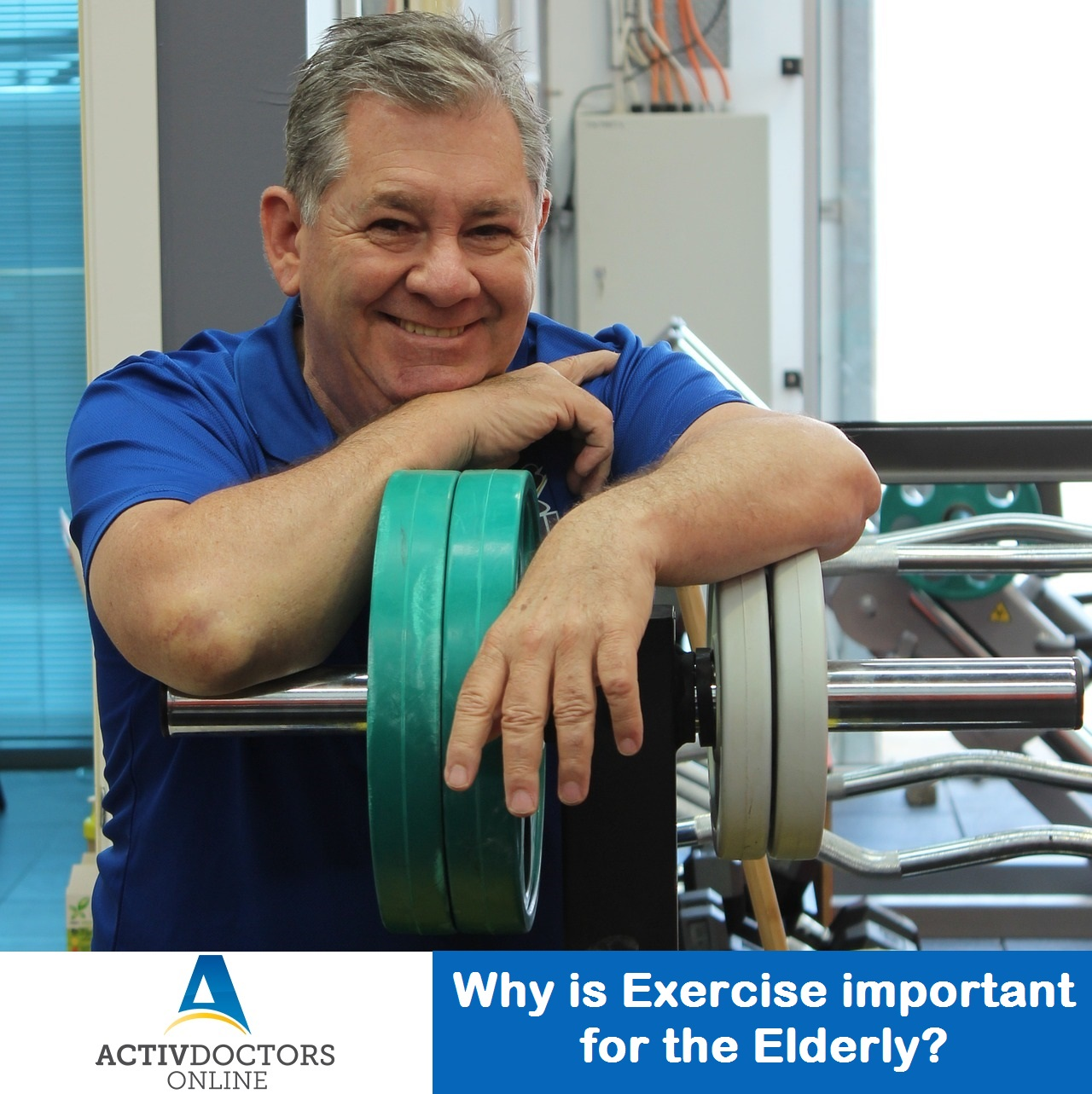 Why is Exercise important for the Elderly?
