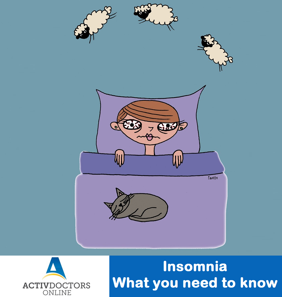 Insomnia – What you need to know