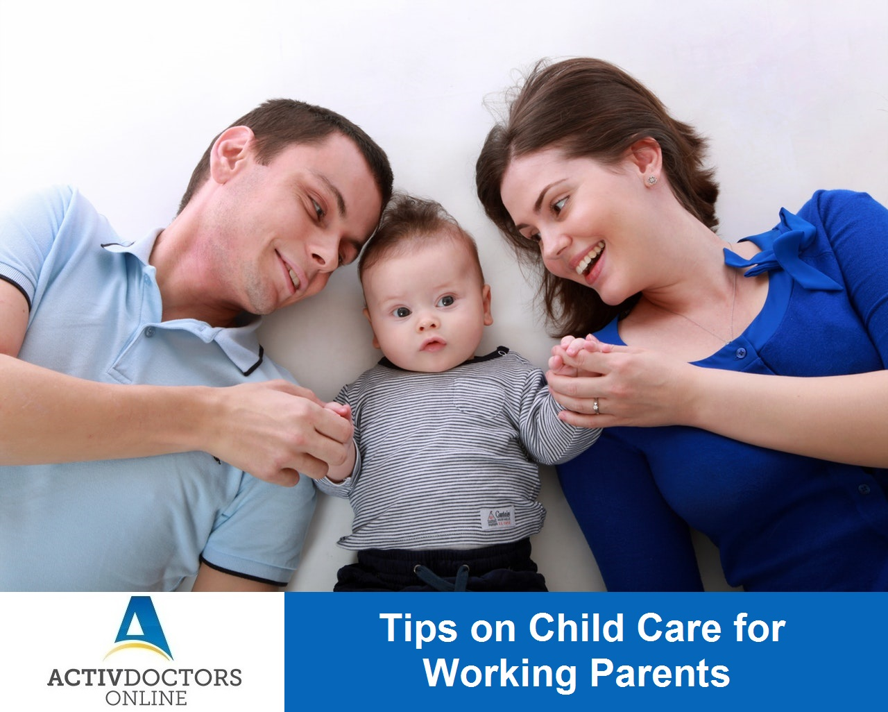 Tips on Child Care for Working Parents