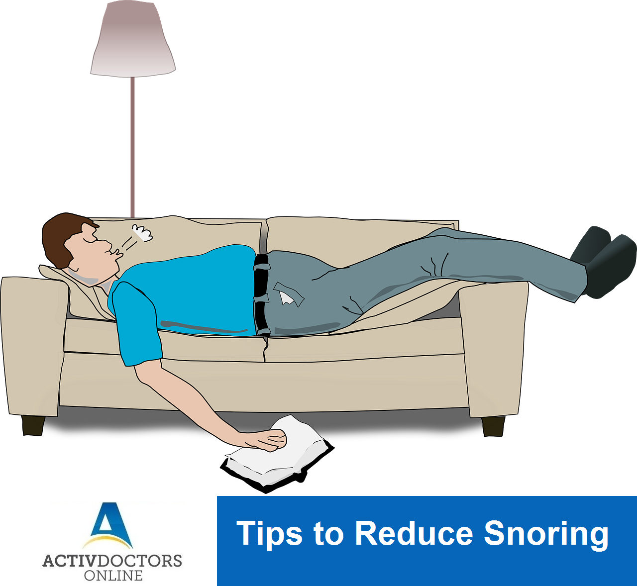 Tips to Reduce Snoring