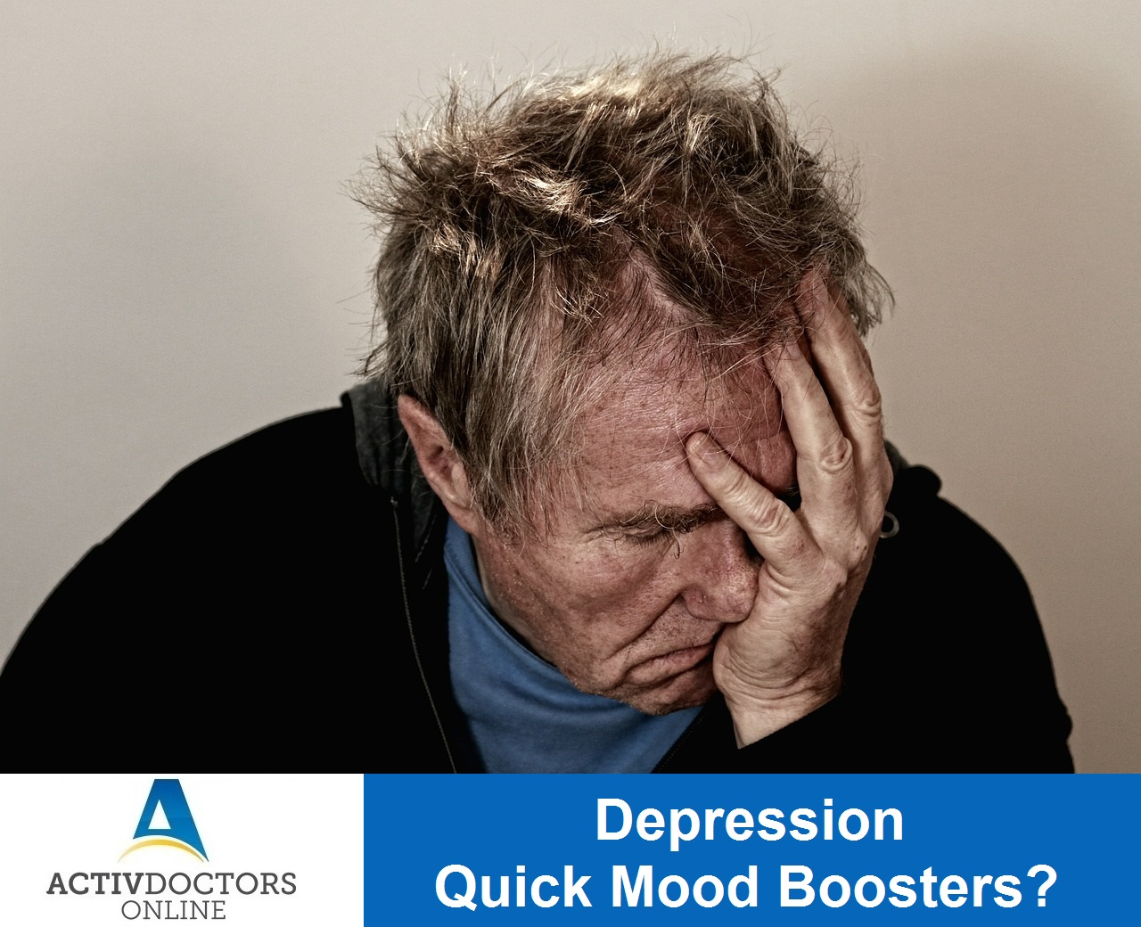 Depression – Quick Mood Boosters?