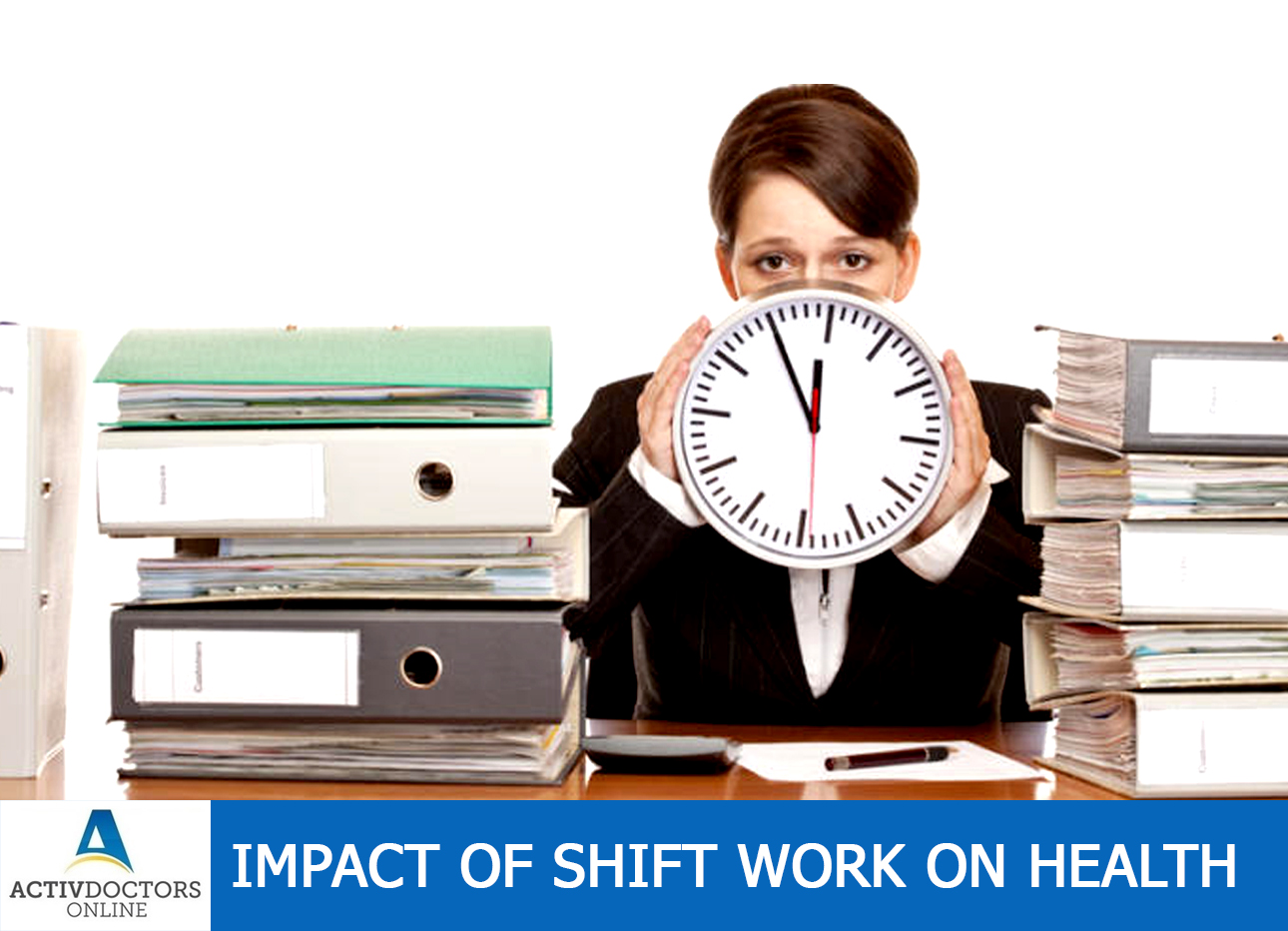 Impact Of Shift Work On Health