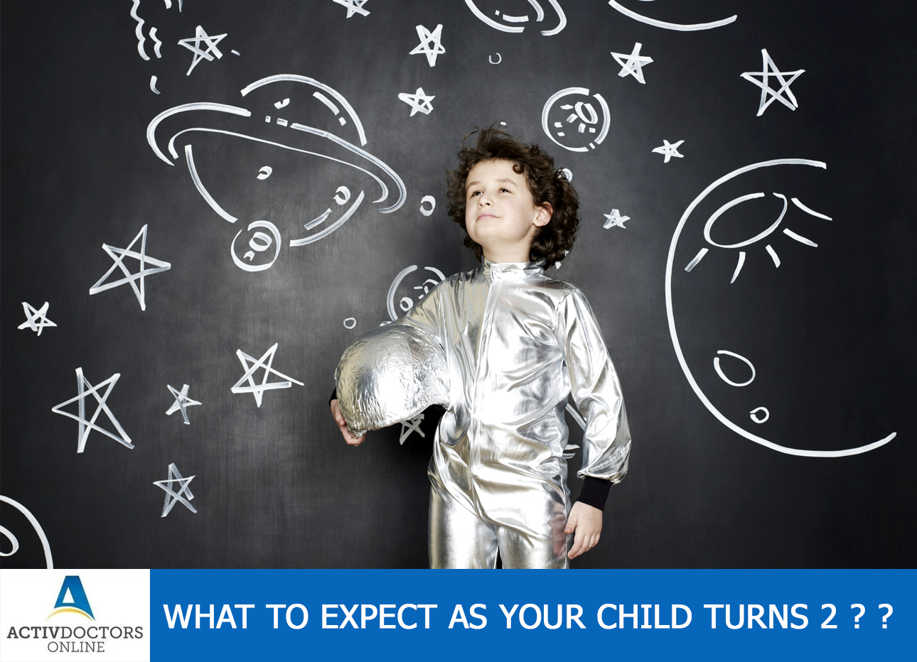 What To Expect As Your Child Turns 2 ? ?