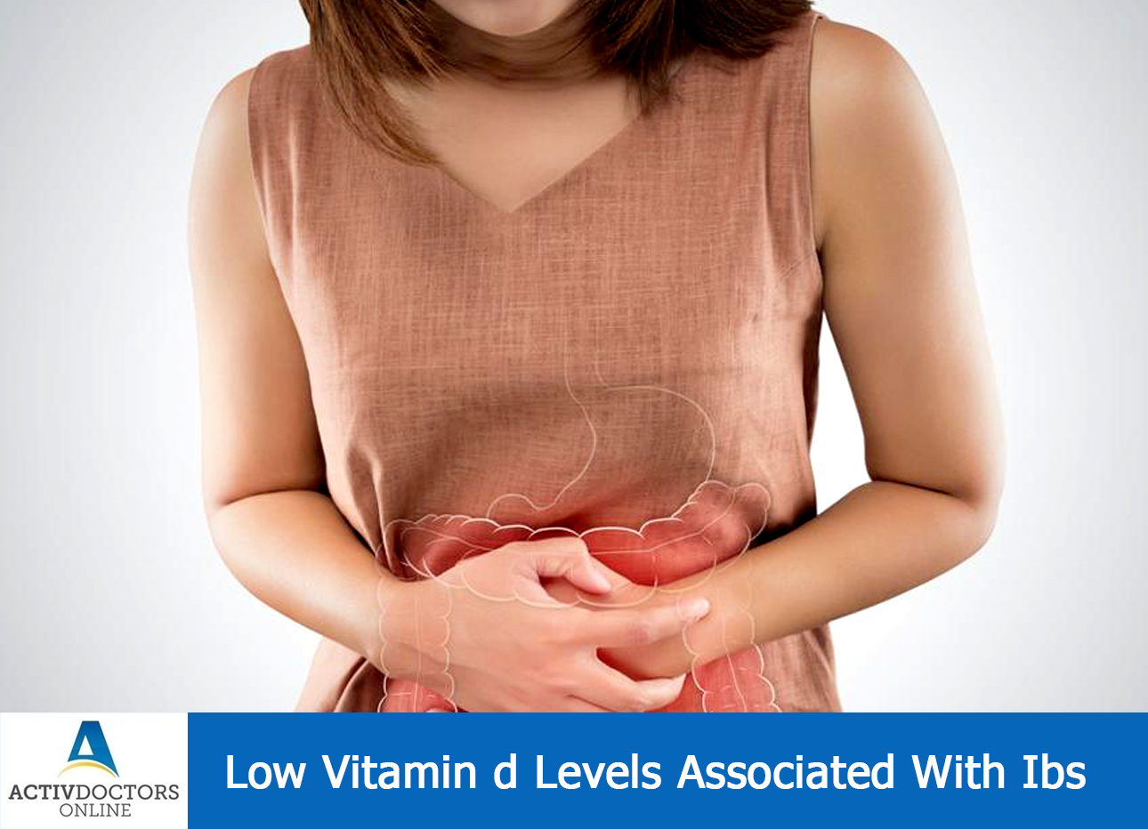 Low Vitamin d Levels Associated With Ibs