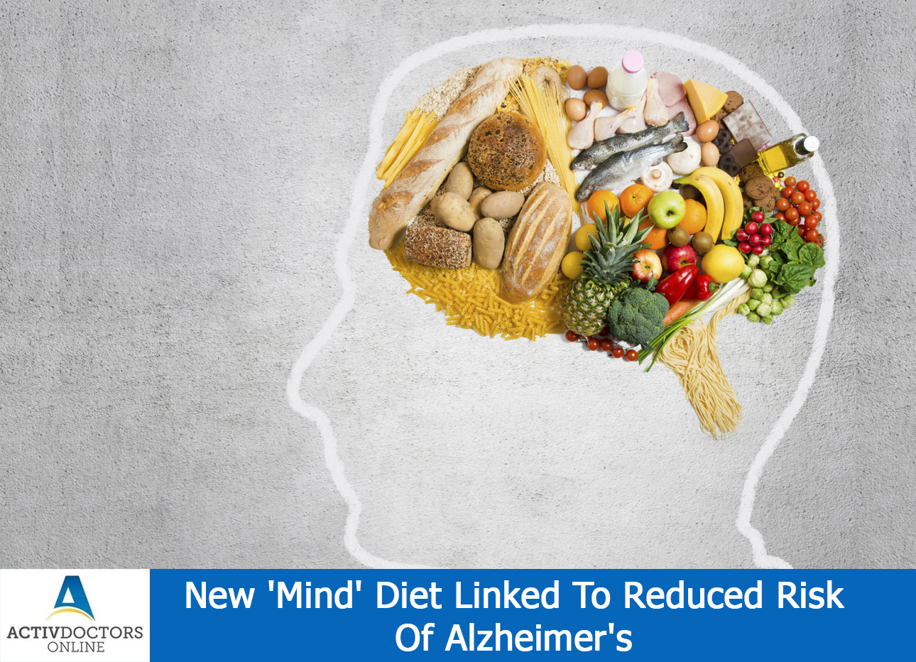 New 'Mind' Diet Linked To Reduced Risk Of Alzheimer's