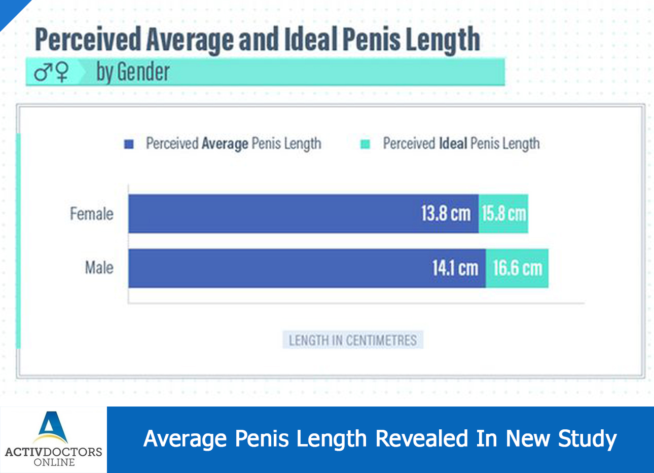 Average Penis Length Revealed In New Study
