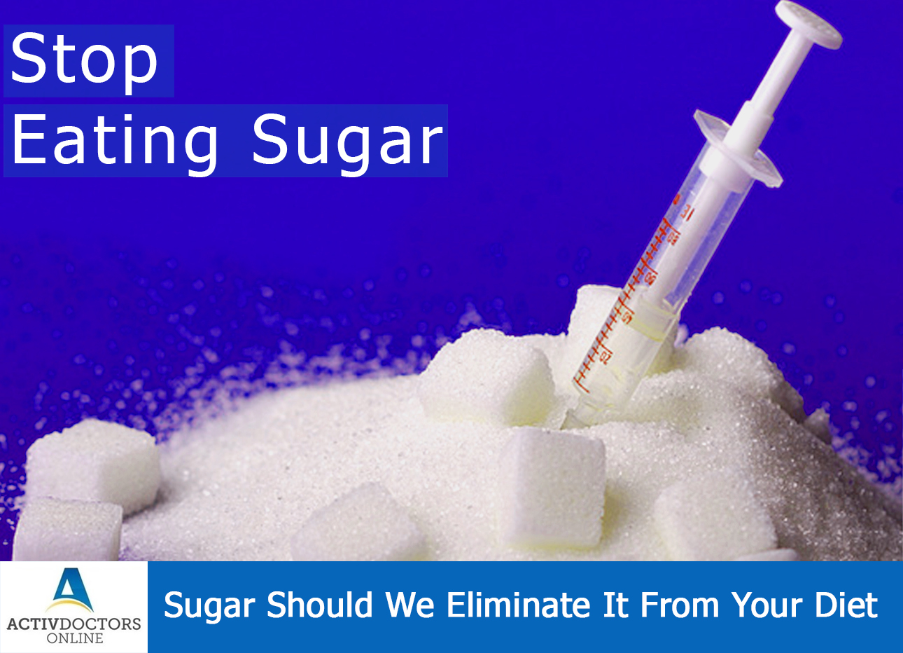 Sugar Should We Eliminate It From Our Diet