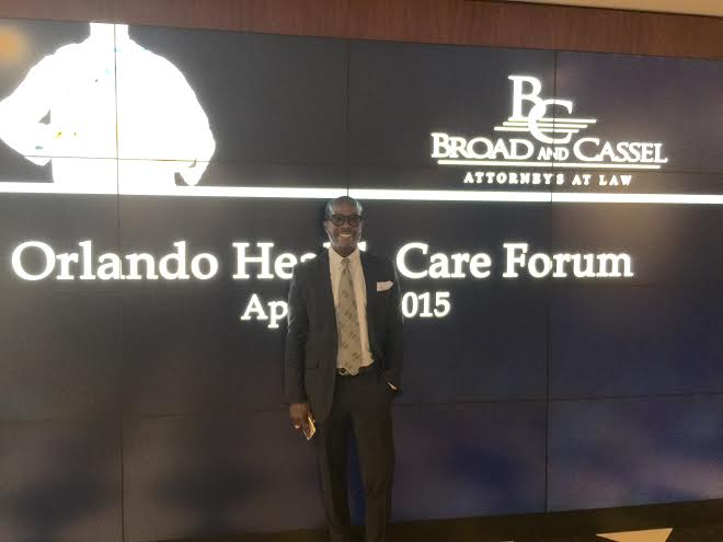 Activ Doctors Attends Broad and Cassel's Orlando Health Care Forum