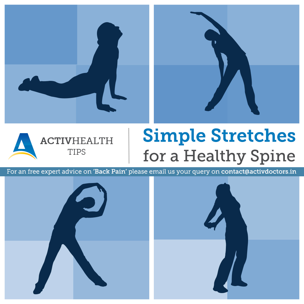 World spine day – Simple Stretches for a Healthy Spine