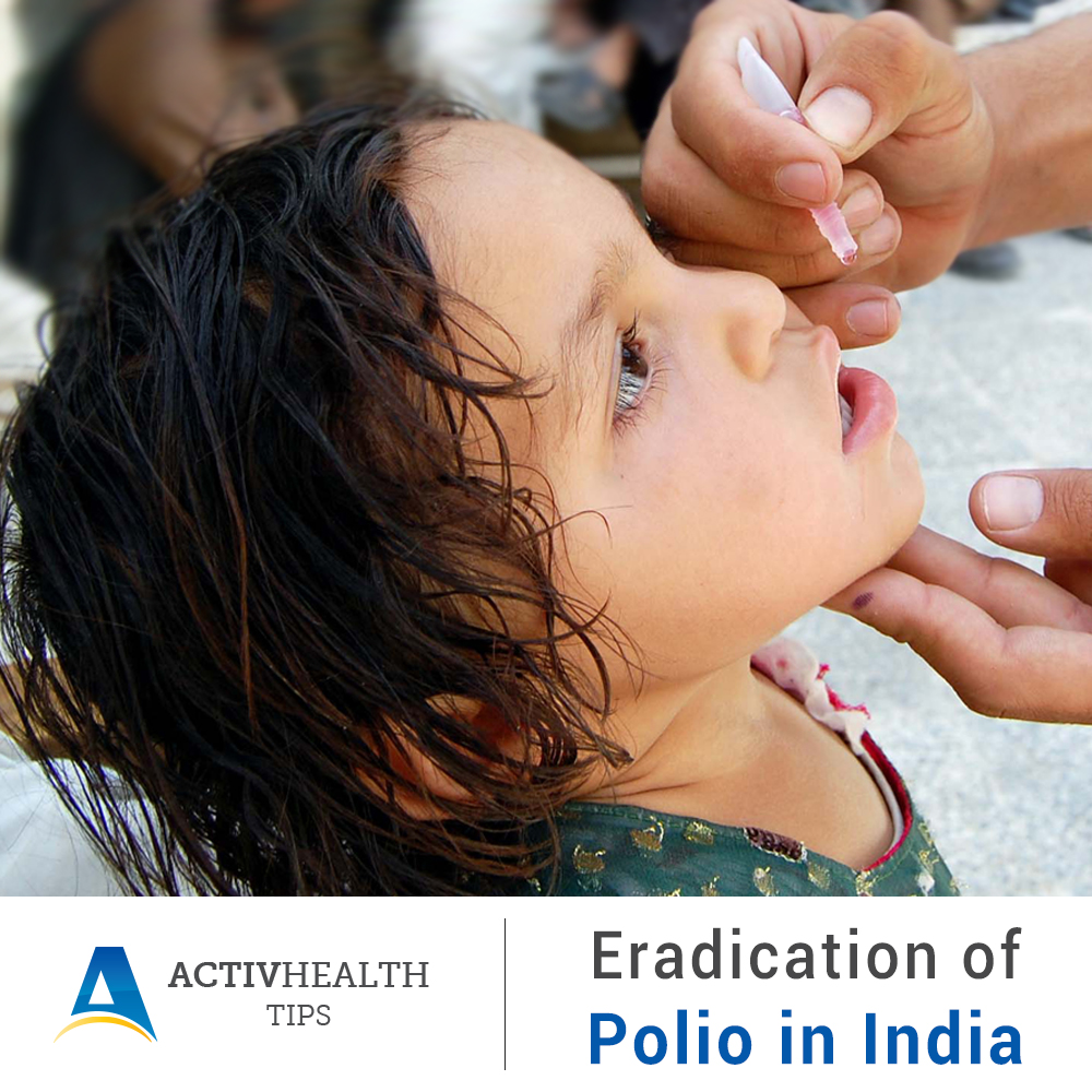 Eradication of Polio in India