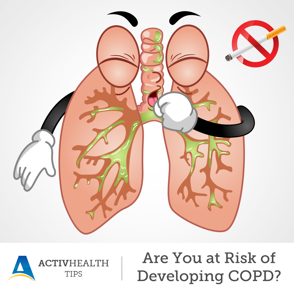 Are You at a Risk of Developing a COPD ?