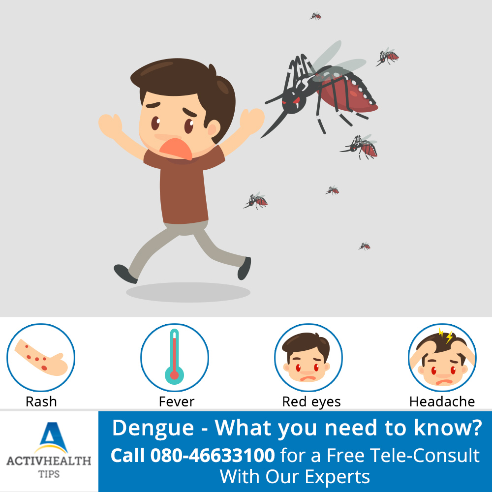 Dengue – What You Need to Know ?