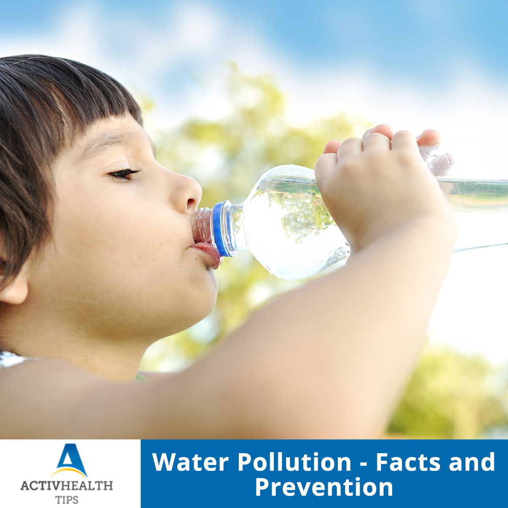 Water Pollution – Facts and Prevention