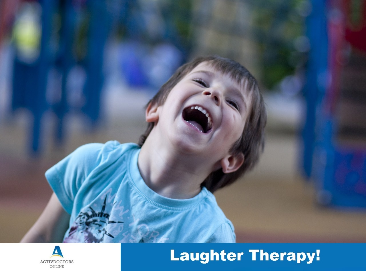 Laughter Therapy!