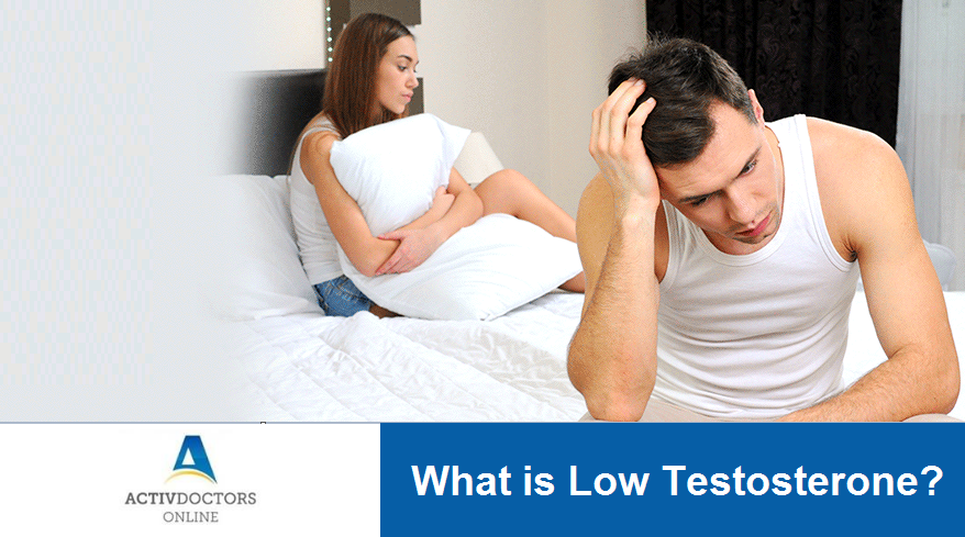 What is Low Testosterone?