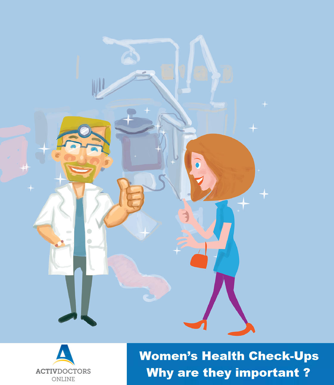 Women's Health Check-Ups – Why are they important?
