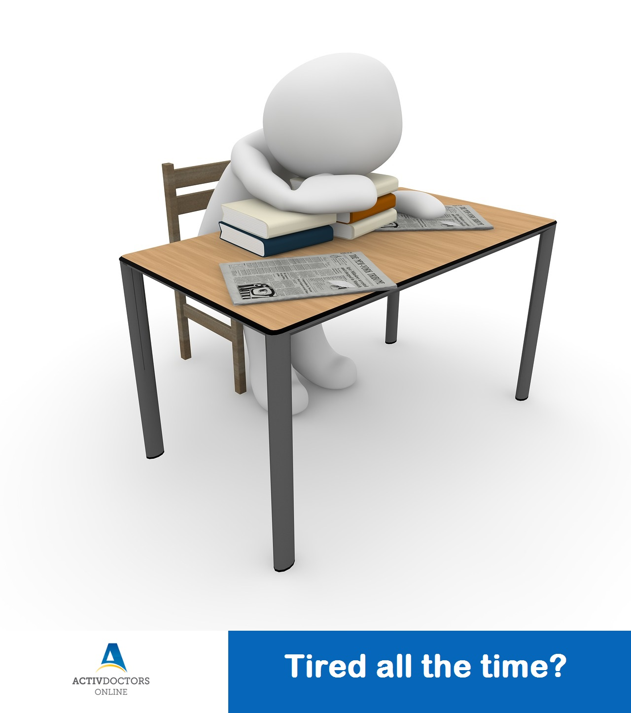 Tired all the time?