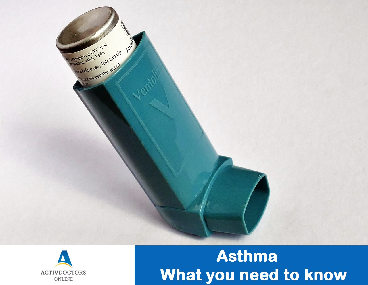 Asthma – What you need to know