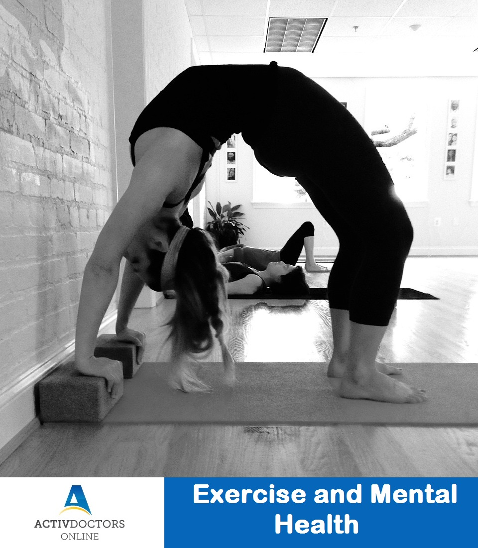 IMPACT OF EXERCISE ON MENTAL HEALTH