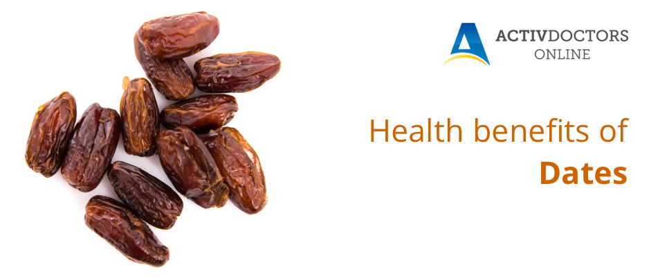 The Proven Health benefits of Dates