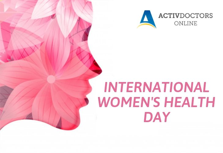 On this International Women's Day, Take a Pledge to Stay Active and Healthy